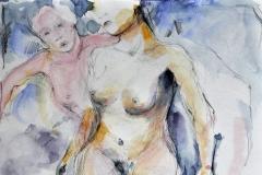 crabbe-2012-danse-24-20x30-aquarelle